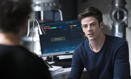 Teamwork - The Flash Season 2 Episode 12