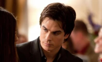 TV Fanatic Awards: Ian Somerhalder  vs. Charlie Hunnam!