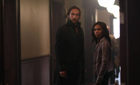 Grade Sleepy Hollow Season 2 Midseason