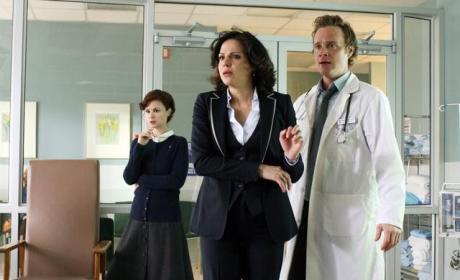 Worried Regina