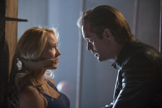 Eric and Sarah - True Blood Season 7 Episode 10