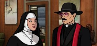 """Archer Review: """"The Papal Chase"""""""