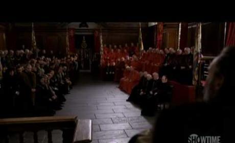 The Tudors Sneak Peek