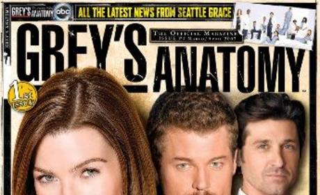 Grey's Anatomy: The Official Magazine