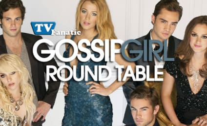"Gossip Girl Round Table: ""Pret-a-Poor-J"""
