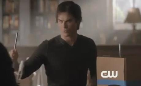 The Vampire Diaries Clip: NOT in a Fight!