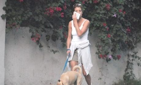 Kate Walsh, Lucy Out For a Stroll