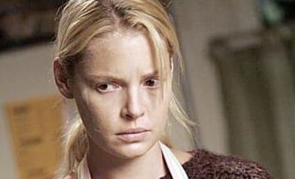 Izzie Watch: Four Episodes, One Sweater
