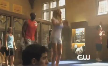 "Hellcats Clip, Producer Preview: ""Remember When"""