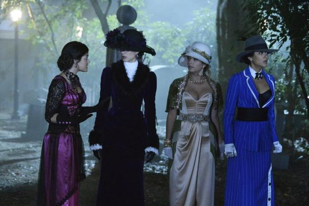 Dressed Up Pretty Little Liars