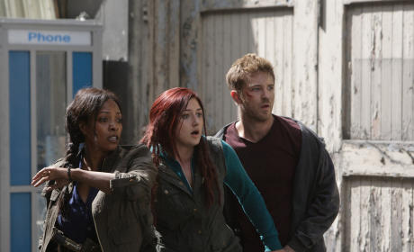 Z Nation Season 1 Episode 2 Review: Fracking Zombies
