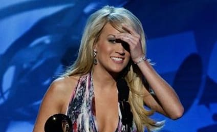 Carrie Underwood Wins Another Grammy Award