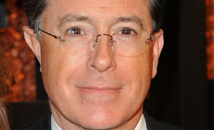 Stephen Colbert Chosen as David Letterman Late Show Replacement