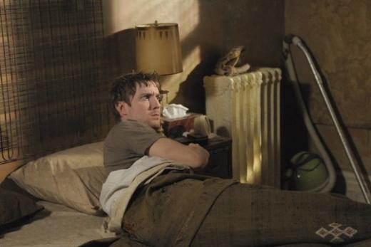 Josh in Bed