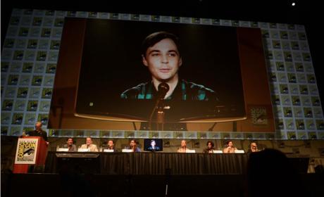 The Big Bang Theory Comic-Con Panel: Romances, Tutors and a Trip Into Space