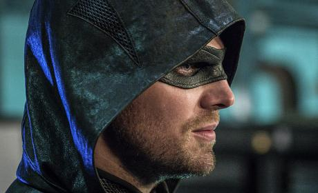 Perfect Profile - Arrow Season 4 Episode 12