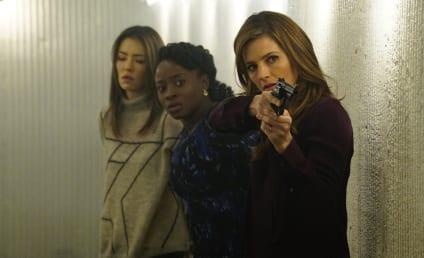 Castle Season 8 Episode 12 Review: The Blame Game