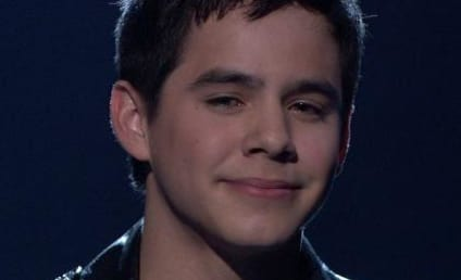 Imagine David Archuleta as the American Idol Champion...