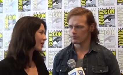 Outlander at Comic-Con: What's on Tap for Season 2?