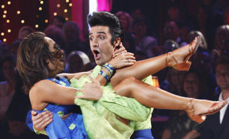Team Tango Takes Diminished Dancing With the Stars