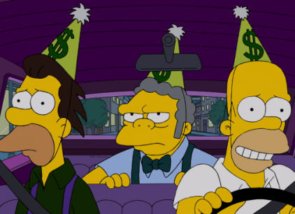 Watch The Simpsons Season 24 Episode 21 Online