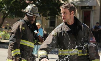 TV Ratings Report: Chicago Fire Explodes, SHIELD Slips
