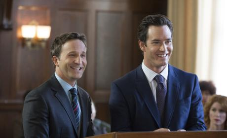 Franklin & Bash Season 4 Episode 9 Review: Spirits in the Material World