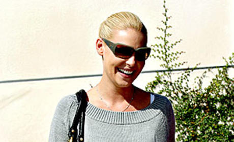 Katherine Heigl Throws Ellen Pompeo a Baby Shower