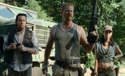 Michael Cudlitz Teases Walking Dead Character, All-Important Mission Ahead