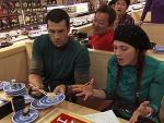 Brendan & Rachel Play Sushi Bingo