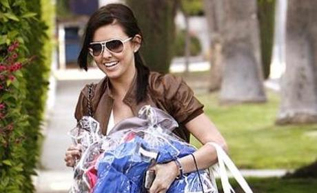 Audrina Patridge Keeps it Clean