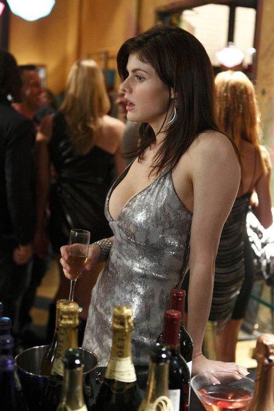 Alexandra Daddario as Rachael