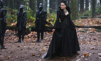 Once Upon a Time Season 5 Episode 12 Review: Souls of the Departed