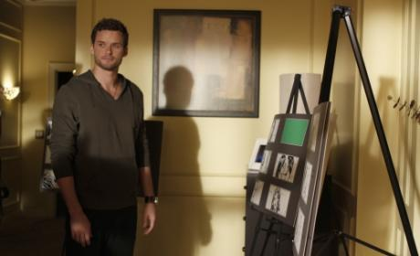 Austin Nichols as Julian in One Tree Hill