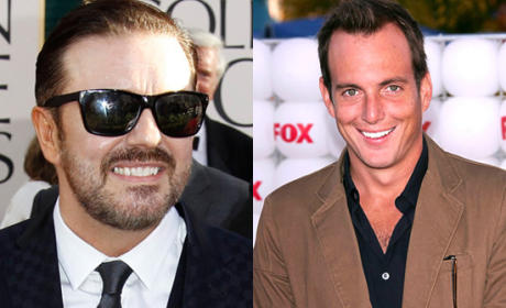Ricky Gervais and Will Arnett to Appear on Season Finale of The Office