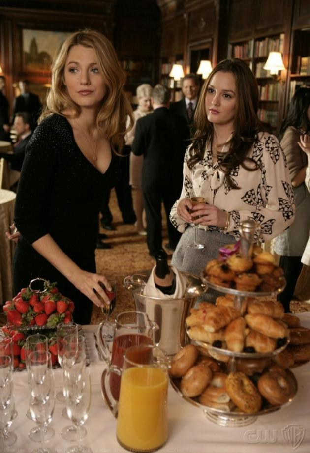 Blair and Serena Picture