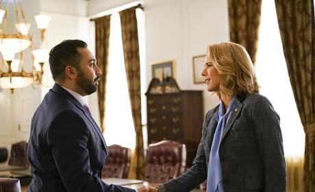 Saving an Arms Deal - Madam Secretary