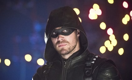 Arrow Photo Preview: Party Crashers