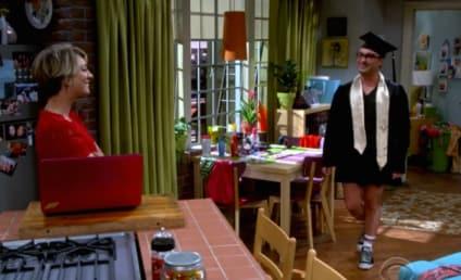 The Big Bang Theory Season 8 Episode 22 Review: The Graduation Transmission
