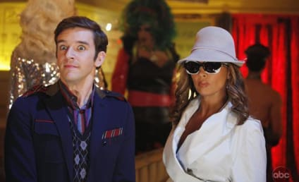 "Ugly Betty Review: ""Chica and the Man"""