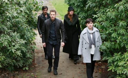Once Upon a Time Season 5 Finale Review: An Untold Story