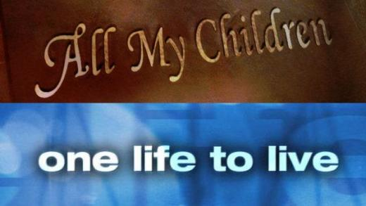 All My Children and One Life to Live Logos