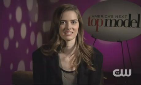 Ann Ward Speaks on America's Next Top Model Victory