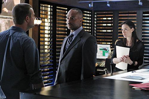 Vance Returns to NCIS: LA