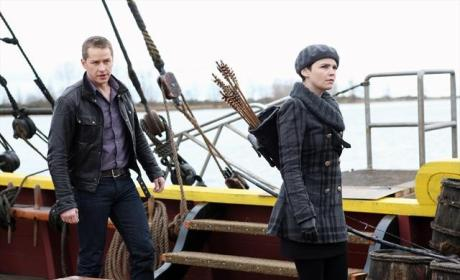 Charming and Mary-Margaret