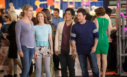 The Librarians Review: Witchcraft and Haunted Houses