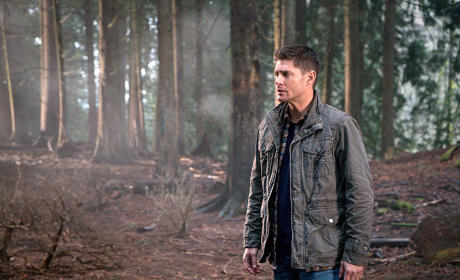 Dean in the Woods - Supernatural Season 10 Episode 19