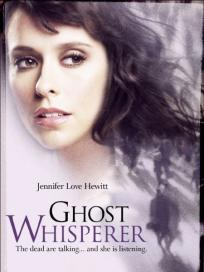 The ghost whisperer poster