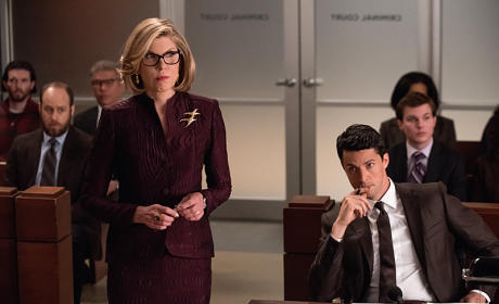 The Good Wife Season 6 Episode 15 Review: Open Source