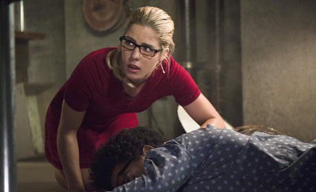 Arrow Season 4 Episode 3 Review: Restoration